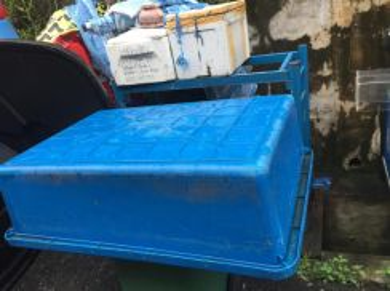 300 Litre Guppy Tank / fish tank Used