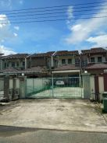 Bintulu Spring Garden Double Storey House For Rent