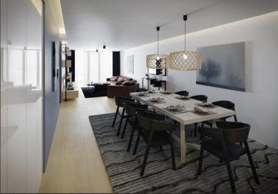 Luxurious and Stylish Condominium Next to LRT Kg Baru Kuala Lumpur