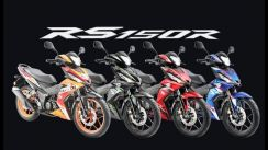 HONDA RS 150 R - new - apply ic only/