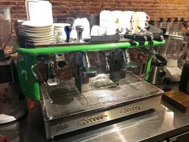 Fiorenzato LIDO 2 group espresso machine