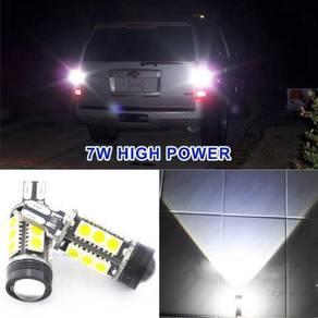2Pcs 6000K White Car LED Light