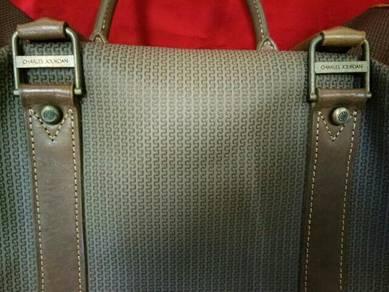 Charles Jordan Handbag free Gucci and Bally