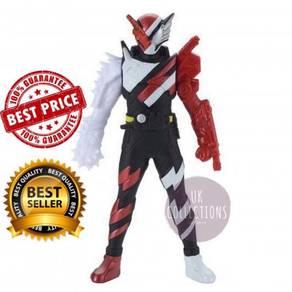 Sofubi Kamen Masked Rider Build Fire Hedgehog.18cm