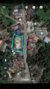 Commercial land facing main road for rent.