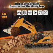 Full funtion huina timber grab rc