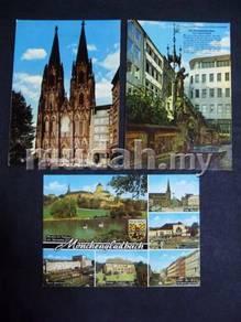 Vintage Postcards - KOLN - GERMANY - Set of 3