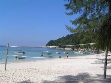 Pakej 3H2M Pulau Perhentian FULLBOARD