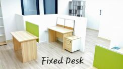 Need an Fixed Desk in Bukit Indah