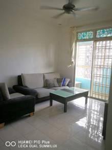 10 min CiQ Bayu Puteri 2 Permas Jaya Apartment SALE
