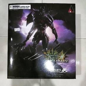 OEM Play Arts Kai Monster Hunter 4 Ultimate