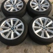 Bmw sportrim wheel rim 17 original