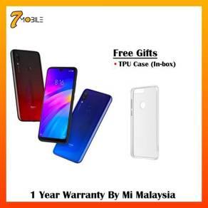 Xiaomi Redmi 7 3GB/32GB - Malaysia set