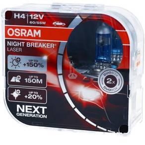 Osram Night Breaker Laser H4