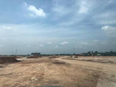 FREEHOLD Industrial Land For Sale In Dengkil, Serenia City near ELITE