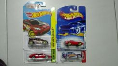 Hotwheels ford lotus lancia