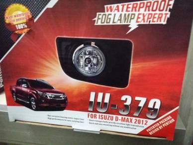 Isuzu Dmax 2012 2013 Oem Fog Lamp Light spoiler