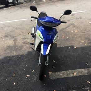 1998 Suzuki FX110