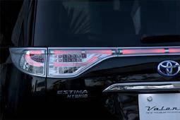 Toyota Estima 2013 Valenti Rear lamp light NFL led