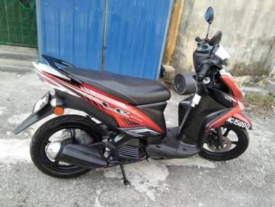 Yamaha Ego LC 125 fi