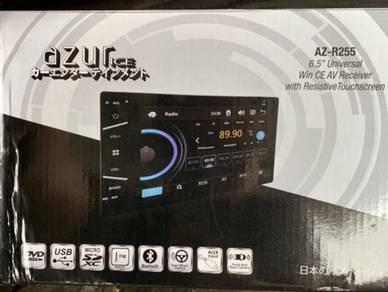 Azur Player touch screen (USB/BLUETOOTH/DVD)