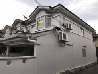 [EndLot, Renovated] 2 Storey Terrace Cheras