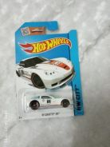 Hot wheels corvette gulf hotwheels