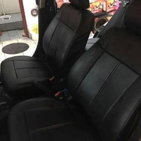 Proton Saga Flx Blm Semi leather seat