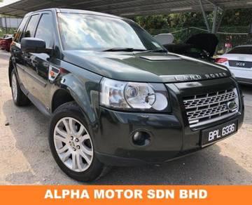 Used Land Rover Freelander for sale