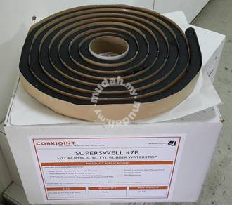 Superswell 47b rubber waterstop