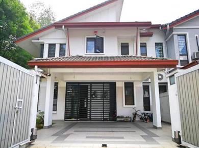 Cheap corner lot in Denai Alam, FREEHOLD