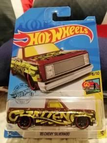 New '83 Chevy Silverado Challenge G HW Art Truck2