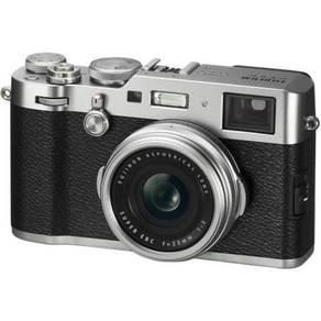 New fujifilm x100f digital camera-free 32gb card