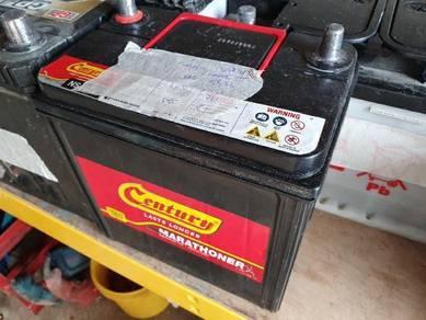 Rebuild Battery
