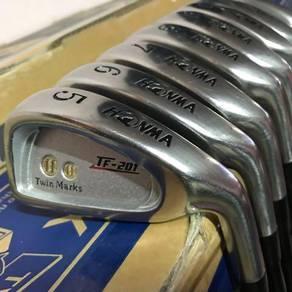 Golf Honma Twin Marks Graphite Iron Set