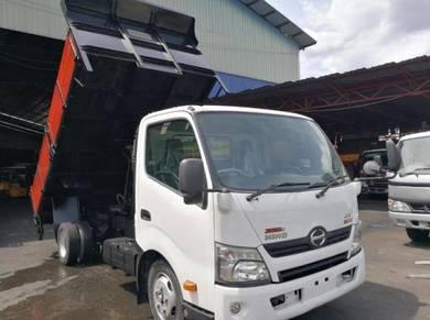 Hino Tipper/Isuzu Tipper/Daihatshu Tipper/lori jet