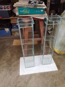 Aquarium Top Filter glass