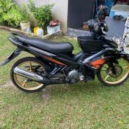2014 Yamaha Jupiter MX 135