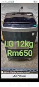 Mesin cuci LG 12.0kg