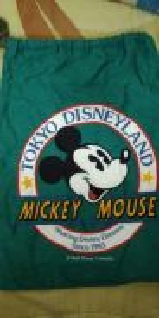 Mickeymouse Handcarry Bag