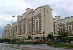 Suria KInrara Apartment