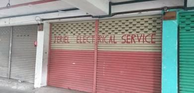 Low cost shoplot at kangkar pulai