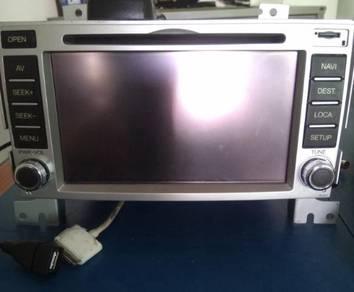 Car Radio + Navi + USB + IPod