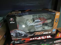 WL Toys Buggy A979B 70km/h 2.4Ghz 4WD