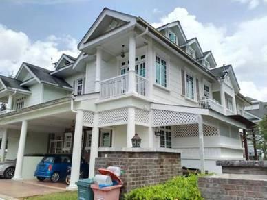Precint 18 Putrajaya - 2.5 Storey Semi Detached