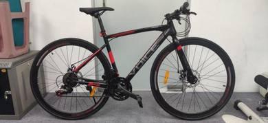 Hybrid Bicycle (Basikal Hybrid) 700c, 24 Speed