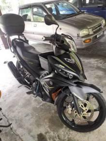 Yamaha lc135 5 speed