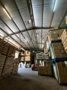 Below market value warehouse for sale!