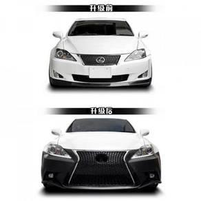 Lexus is250 f-sport front bumper bodykit