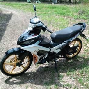2016 Yamaha Jupiter MX 135
